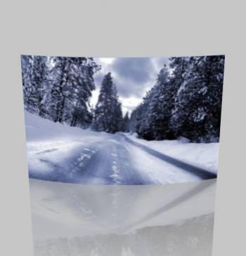 Проходимость автомобилей по снежному покрову.