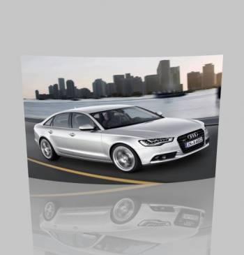 История модельного ряда Audi A6