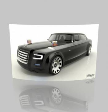Президентский автомобиль. Какой он?