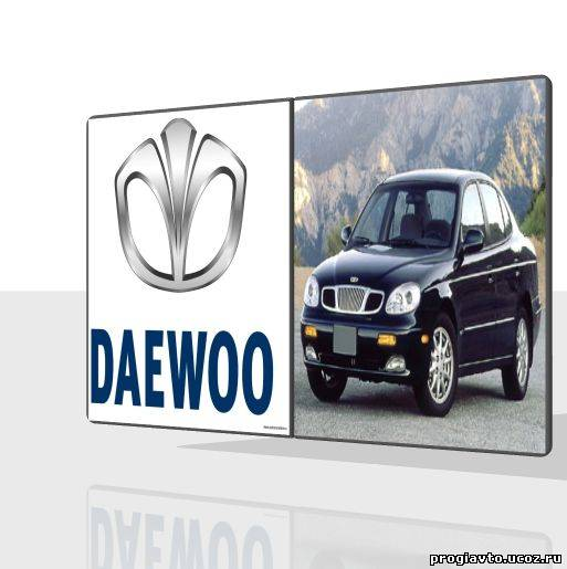 Полное руководство по ремонту и обслуживанию Daewoo Leganza / Донинвест Кондор на английском языке.